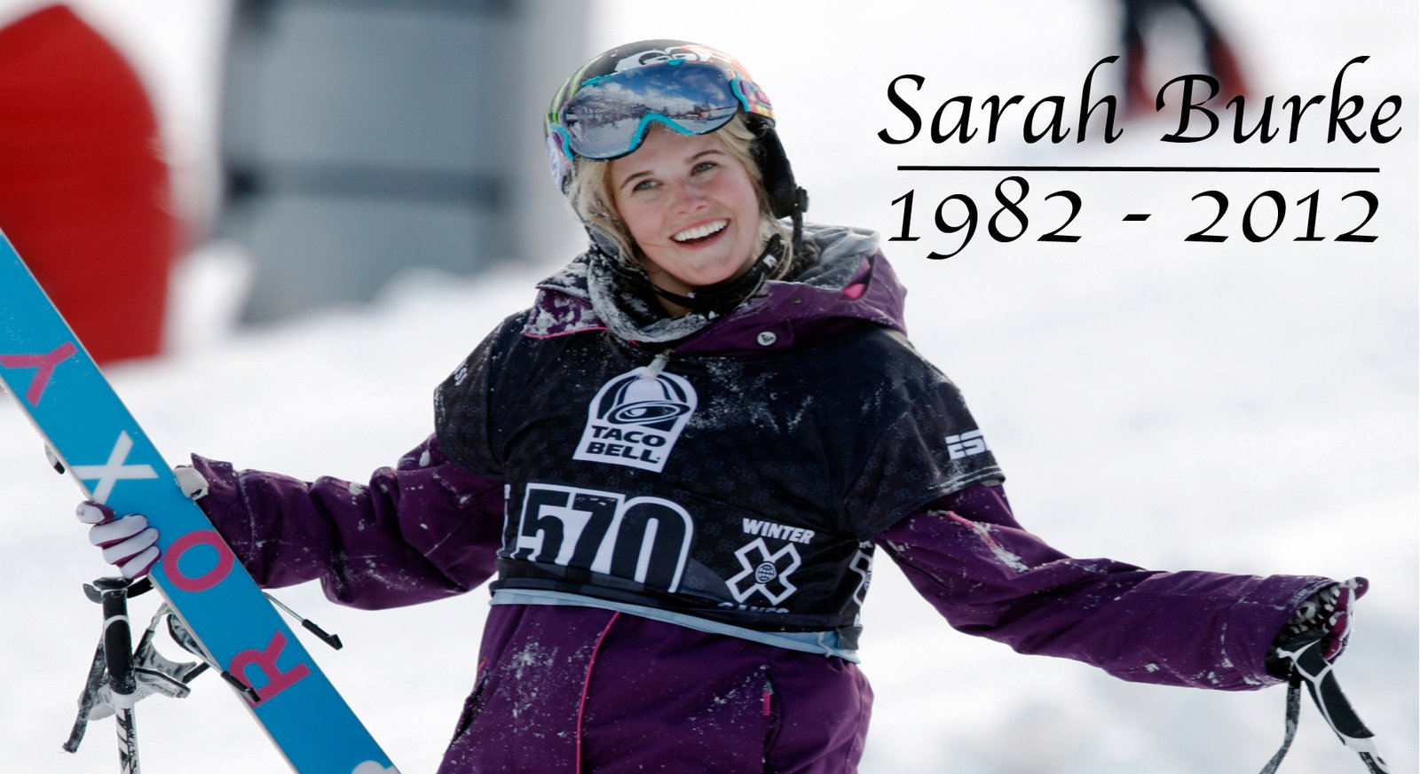 Sarah Burke R.I.P