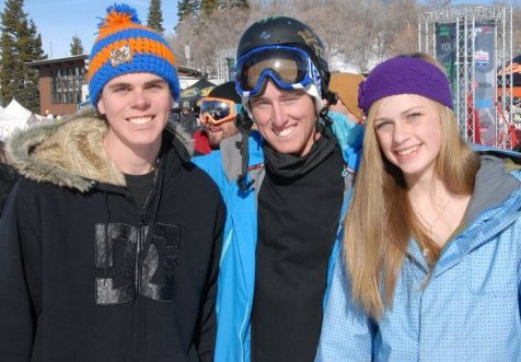 Meeting T. Wall at the Dew tour