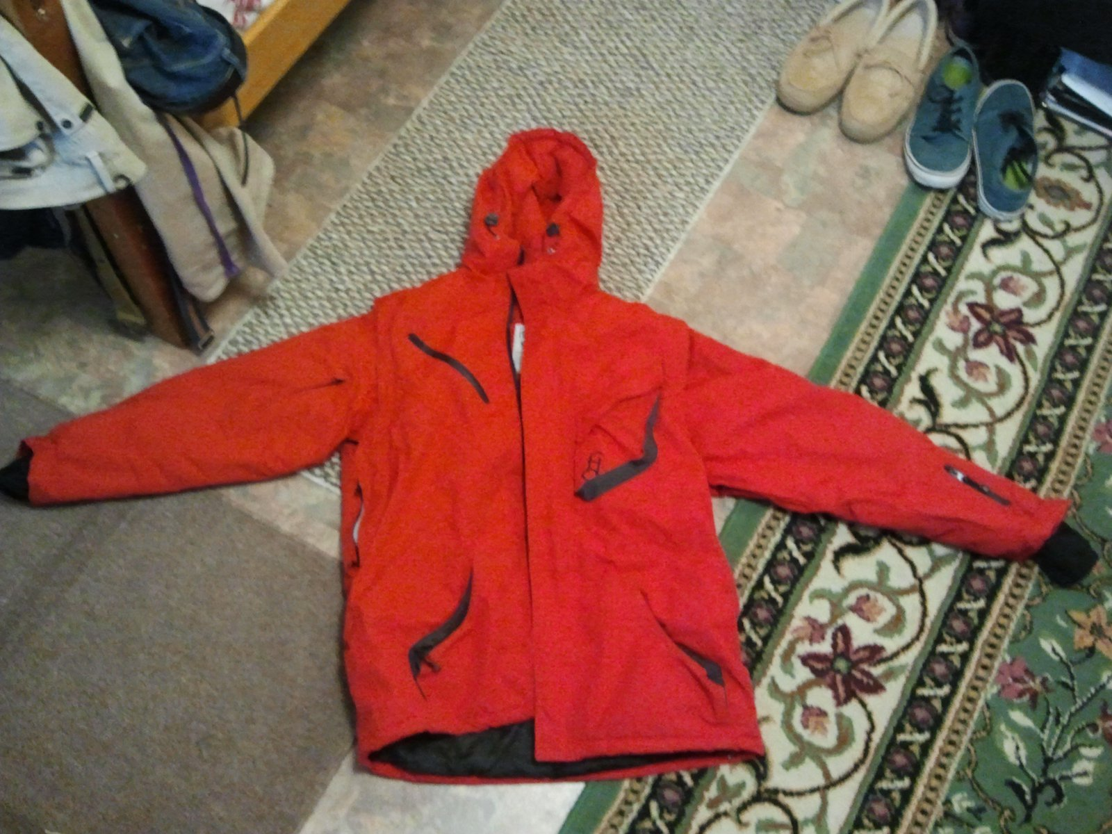 FD jacket w/ sleeves