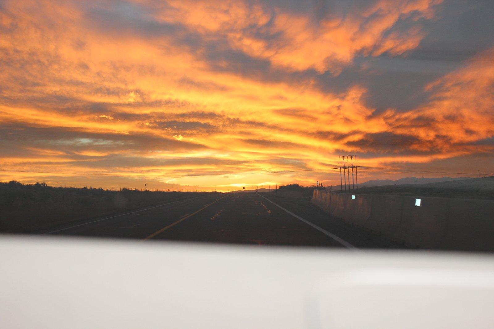 Idaho sunsets daily