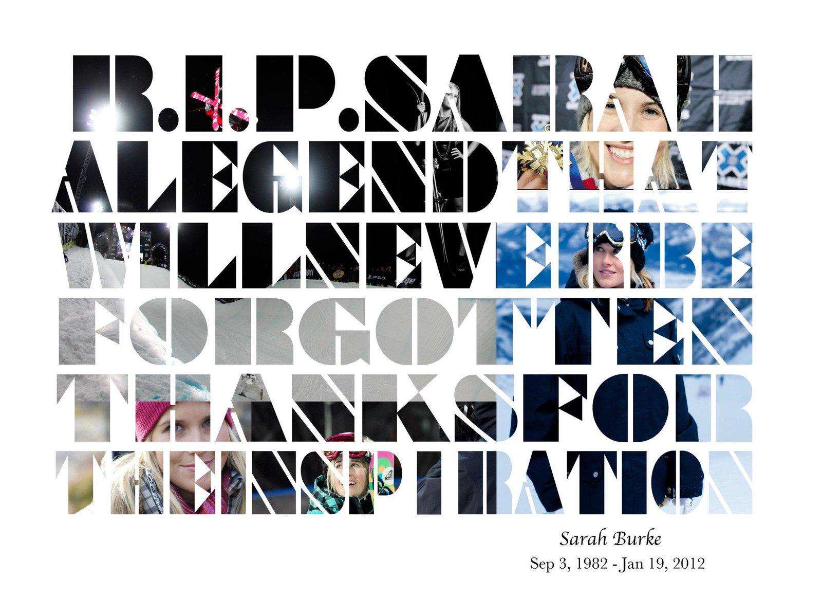 RIP Sarah