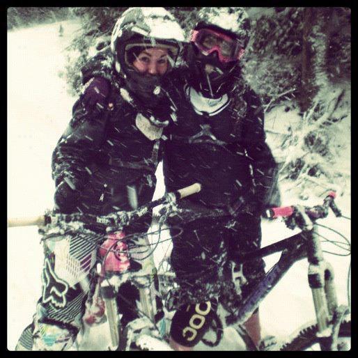 snow rides