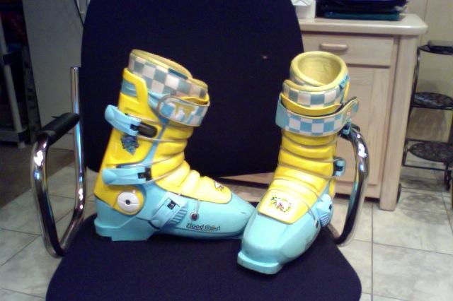 2010 27.5 Full Tilt Booters