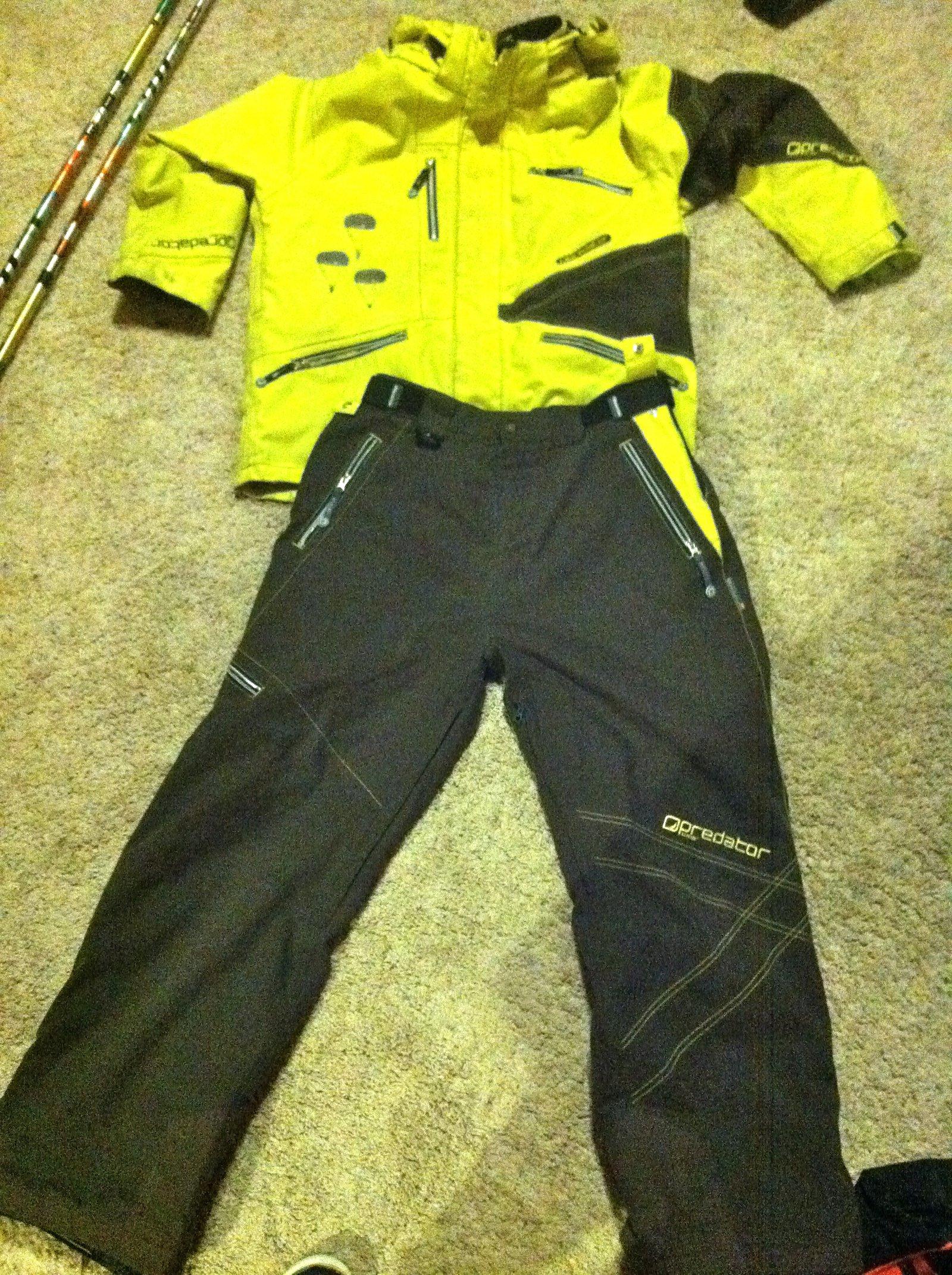 Outerwear kit