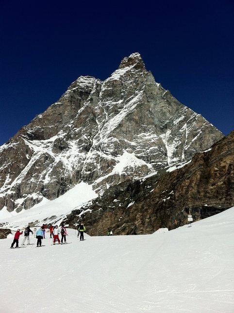 Matterhorn Cervinia/ Zermatt