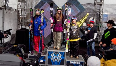X Games Day 1