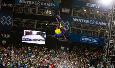 X Games Men's Ski Superpipe Elimination