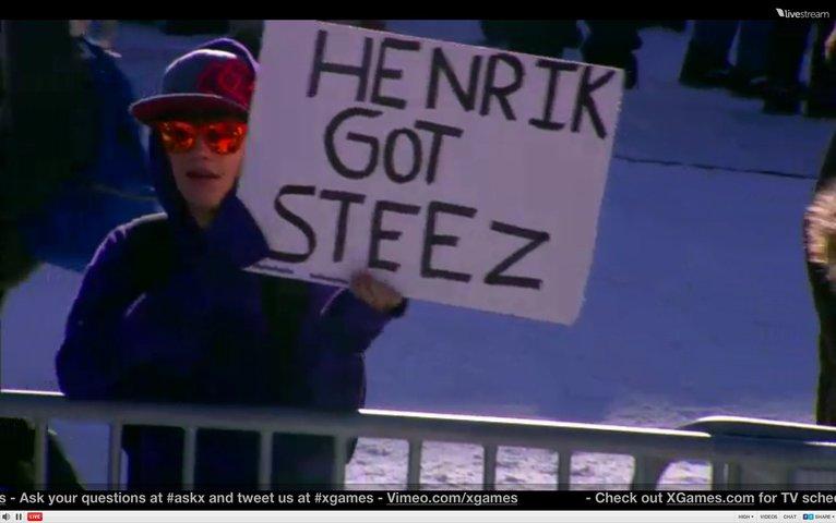 Henrik Got Steez