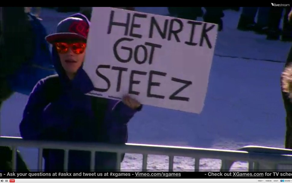 Henrik Got Steez
