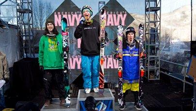 X Games Women's & Men's Ski Superpipe Finals