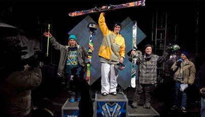 X Games Ski Big Air