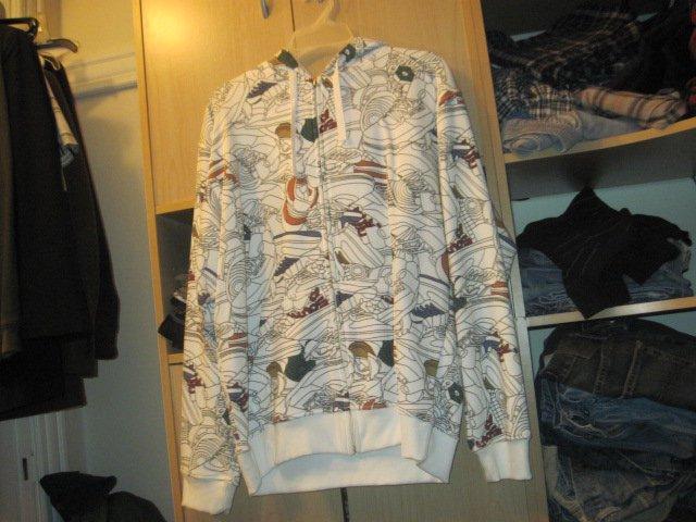 south pole hoodie