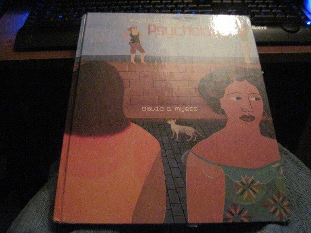 Psychology text book