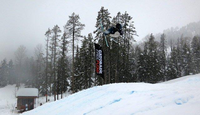 Gatorade Free Flow Tour Mt High/Jackson Hole