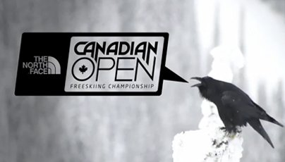 Canadian Freeskiing Open Video Highlights