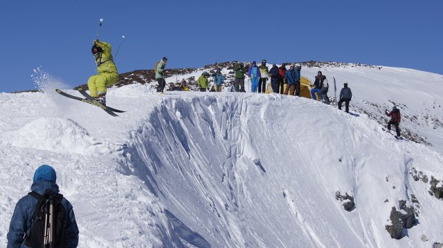 Chilean Freeskiing Championships