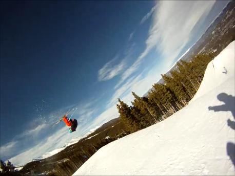 Frontflip Breck