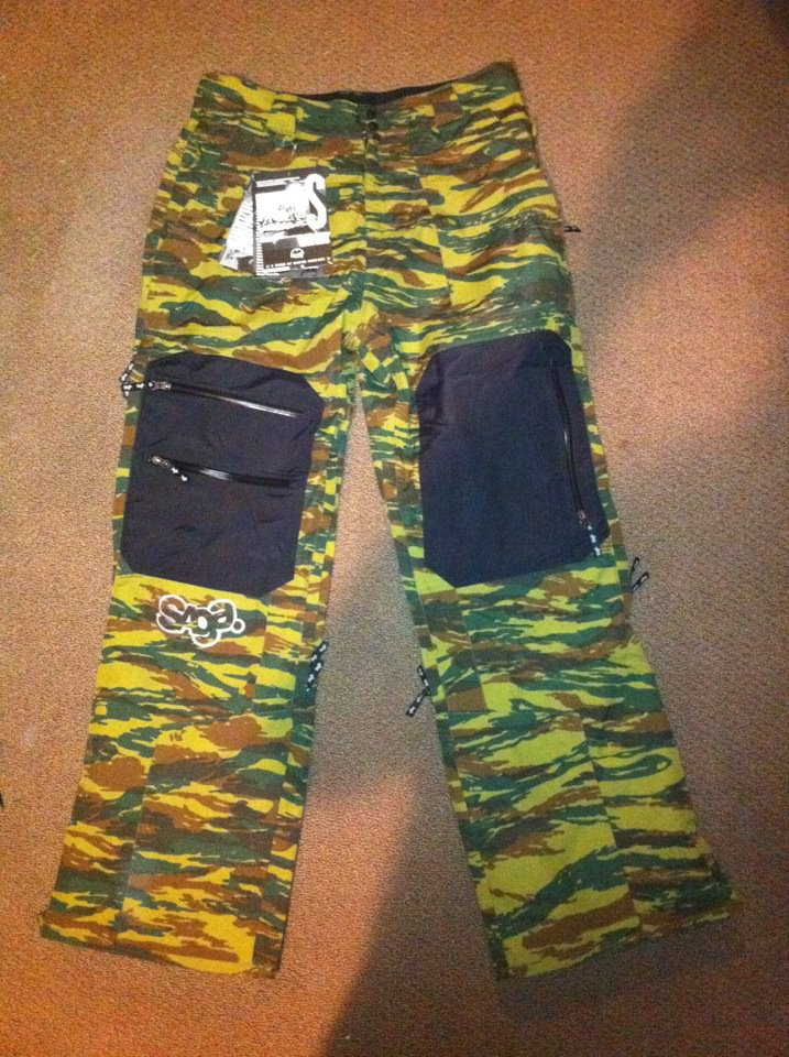 XL Saga Anomie Alps Fatigue Pant