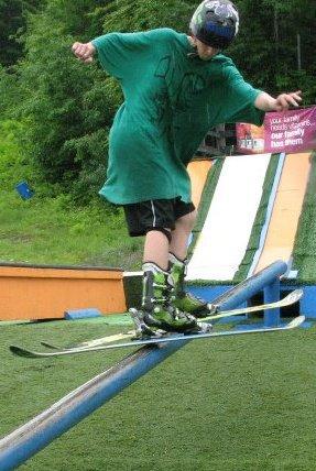 Overcrook Railslide at Whaleback