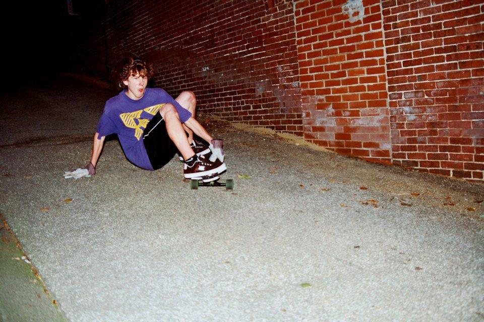 Alley slide