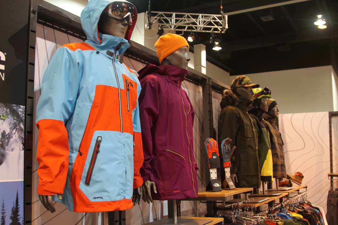 The North Face SIA 2012