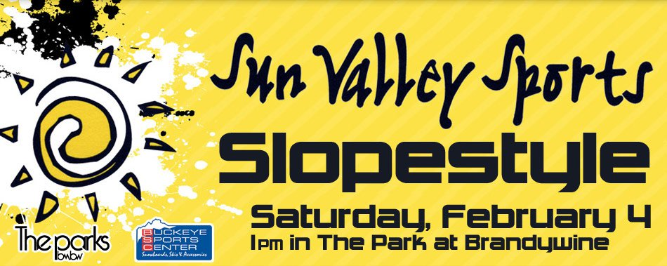 Sun Valley Slopestyle @BMBW