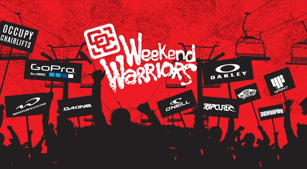 Win Over $1000 in Prizes with Weekend Warriors This Week