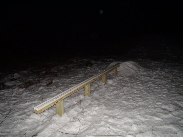 Backyard Rail