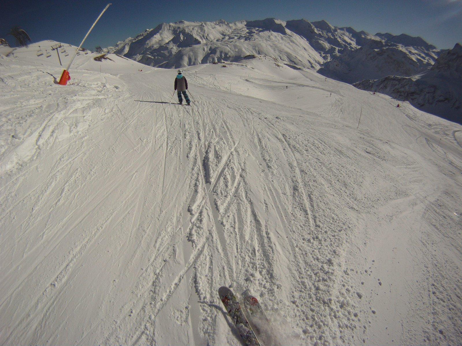 Val d'Isare Ridin Dec 2011