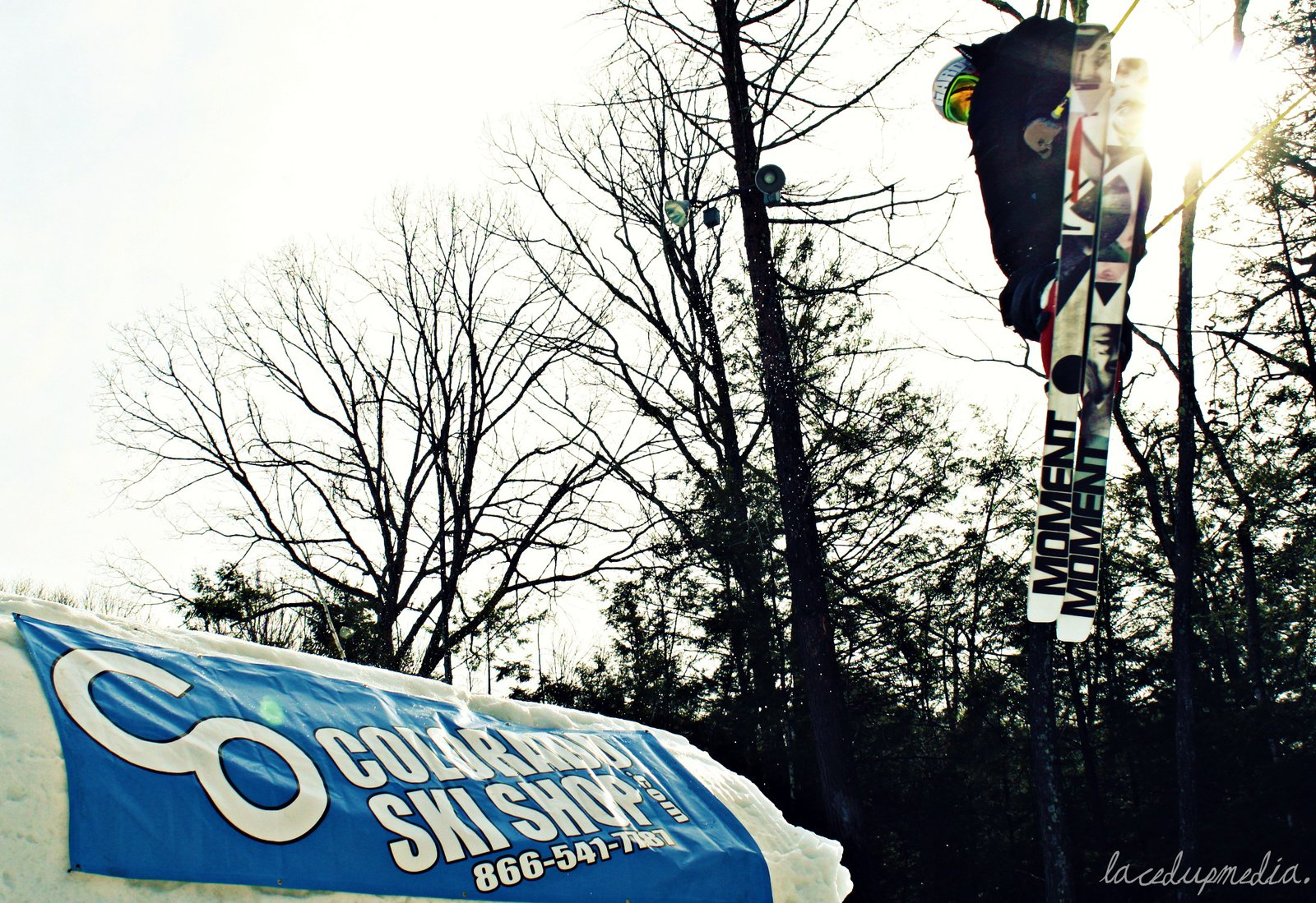 Colorado Ski Shop X Laced Up Media