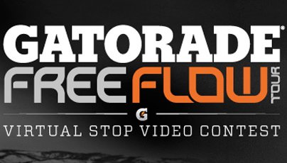 Gatorade Free Flow Tour Video Contest Winners