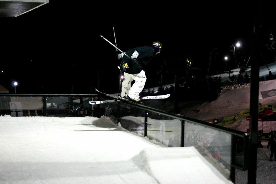 Streets Close Out Rail