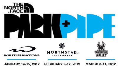 The North Face Park and Pipe Open Northstar