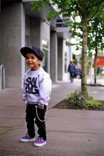 My future kid.