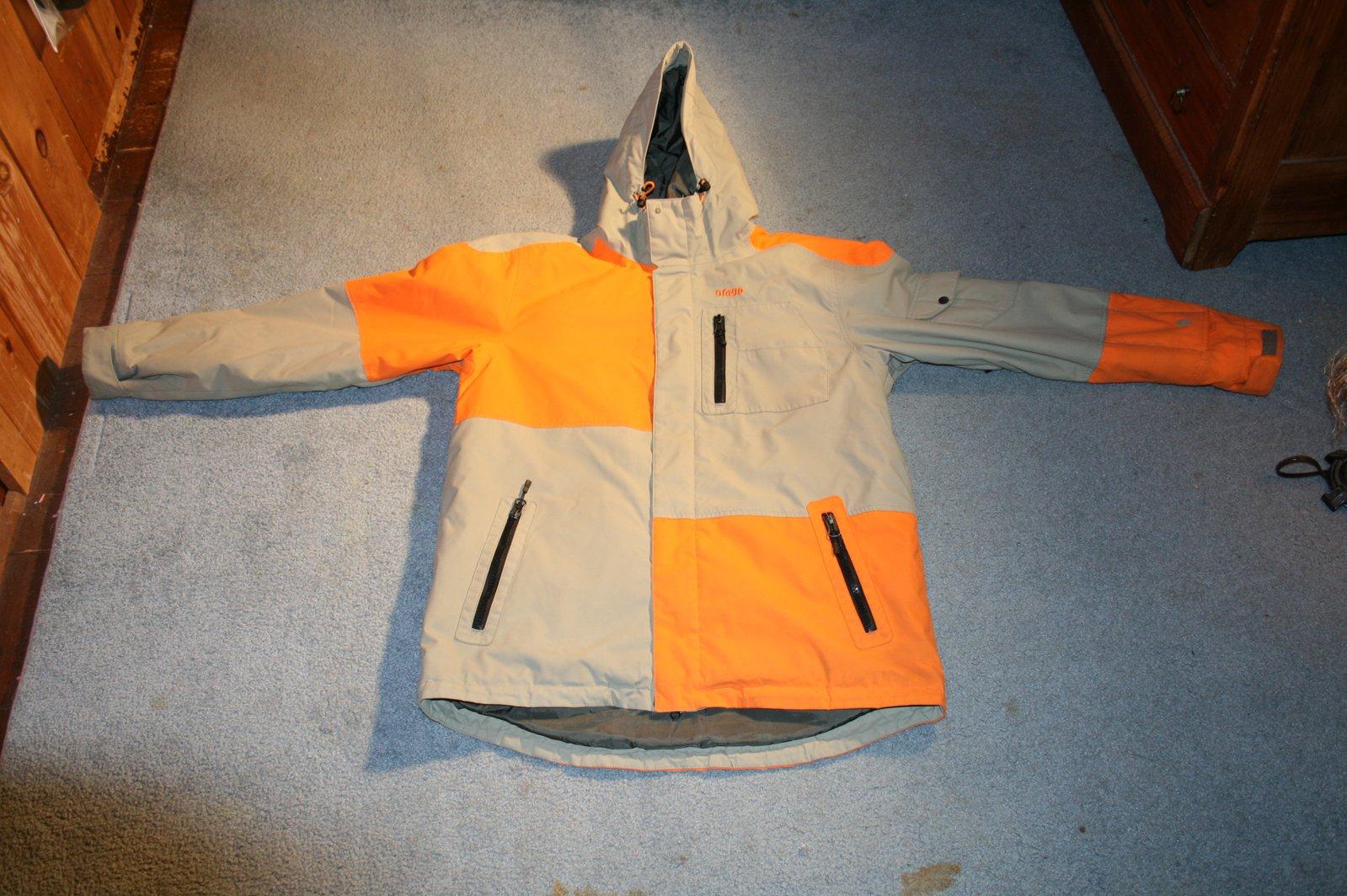 Tj Jacket Front