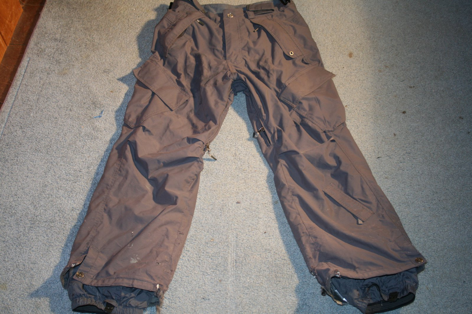 Session pants Front