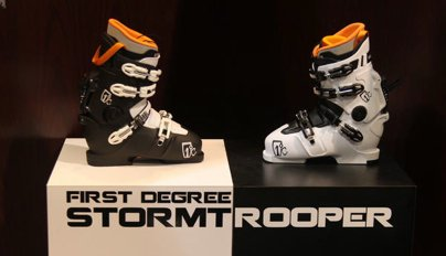 First Degree Debuts Sidecountry-Specific Boots