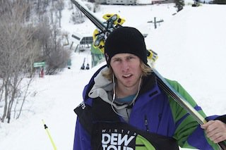 Russ Henshaw Gives us a look at The Dew Tour