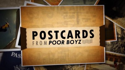 Postcards From Poor Boyz - Episode 2