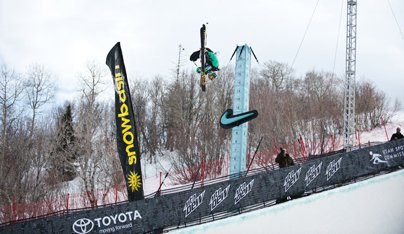 Dew Tour Ski Superpipe Semi-Finals