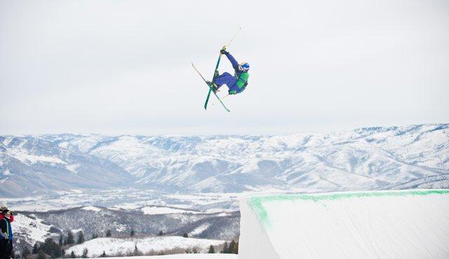 Dew Tour Ski Slopestyle Semi-Finals