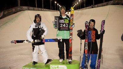 Dew Tour Ski Superpipe Finals
