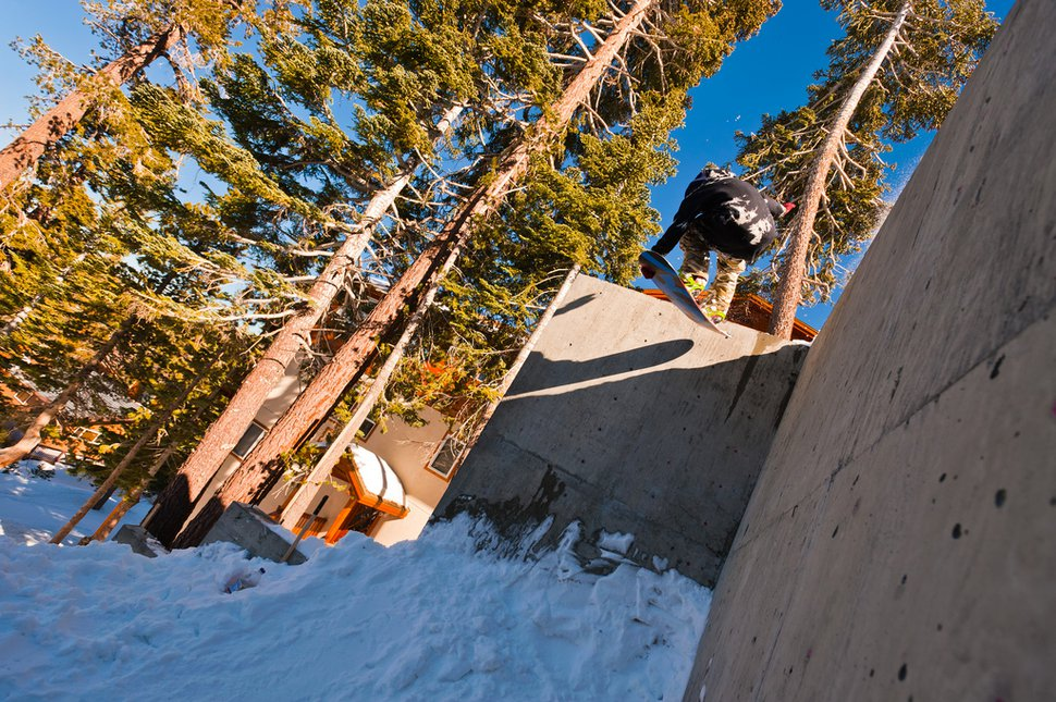 Mammoth wall drop