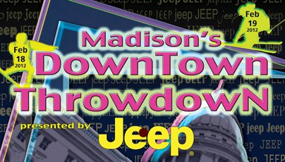 Jeep Downtown Throw Down