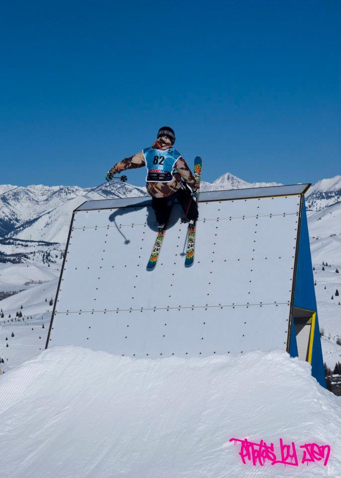 Sun Valley Wallride