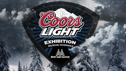 Coors Light Exhibition