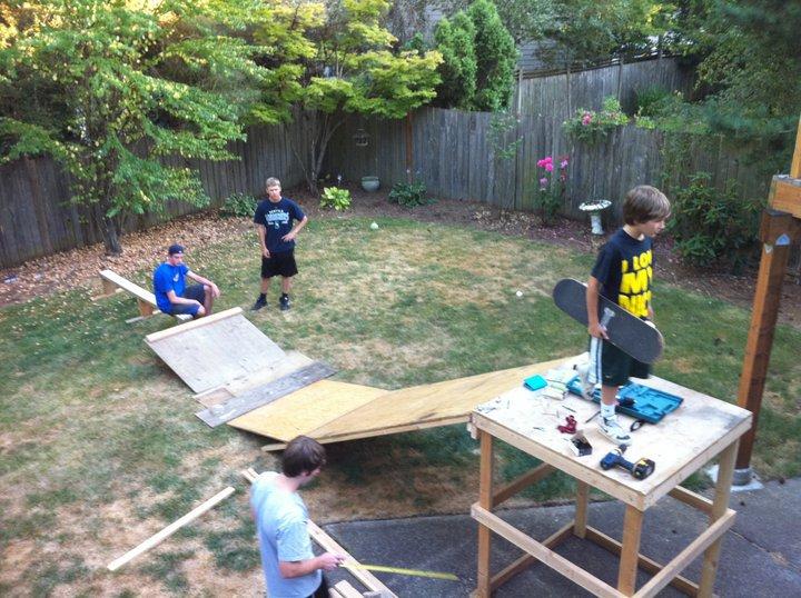 Building Summer Setup