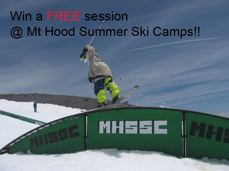 Win a free session to  MHSSC!
