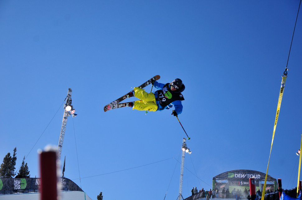 Dew Tour Qualifiers 12'