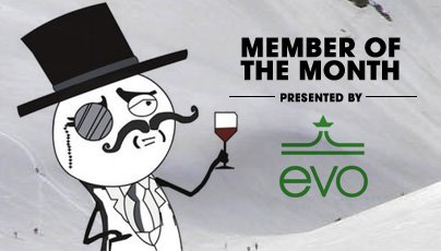 Member of the Month Returns!